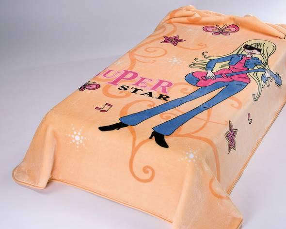 Manta Infantil SUPER STAR Belpla