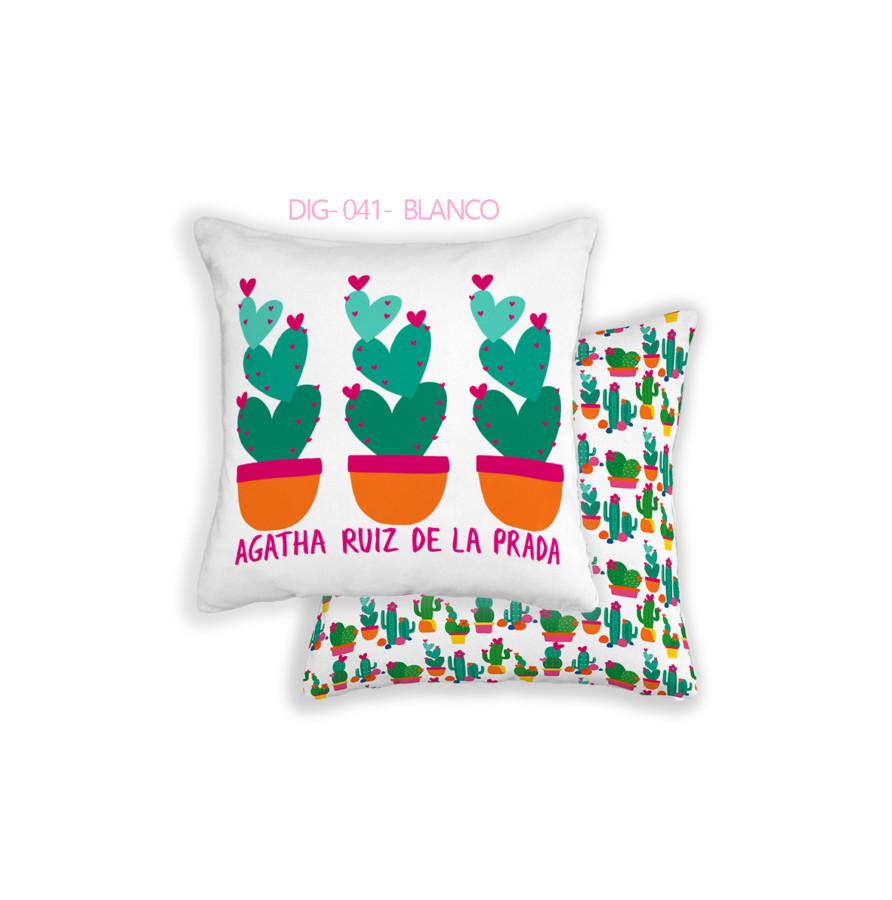 Cojín Decorativo DIG-041 Agatha Ruiz de la Prada.
