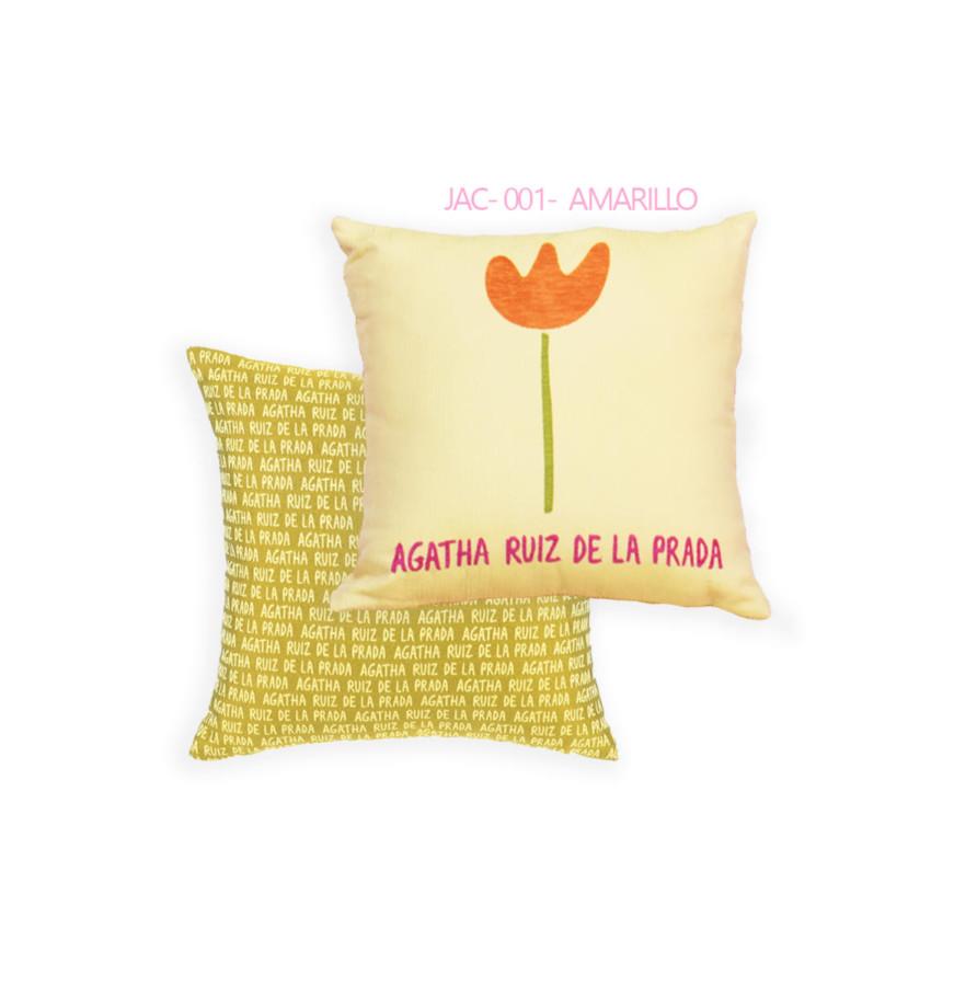 Cojín Decorativo JAC 001 Agatha Ruiz de la Prada