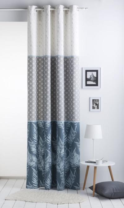 cortina-decorativa-sicilia-sansa-azul