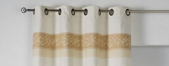 cortinas para salon estilo textil