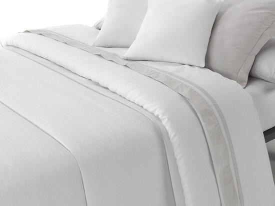 Edredón Conforter LYON Blanco Es-Tela