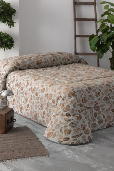 edredon-conforter-tropicana-cassa-luyton-marron