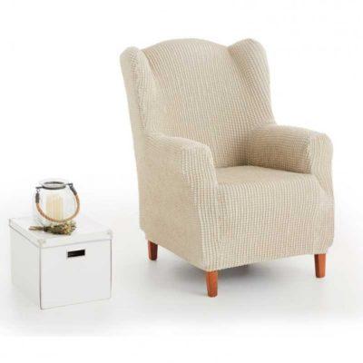funda-de-sillón-orejero-hiperelástica -milos-belmarti