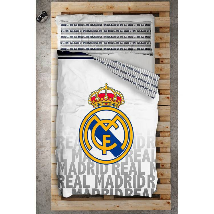Funda Nórdica REAL MADRID Emblema