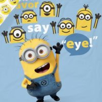 Funda Nórdica MINIONS EYE