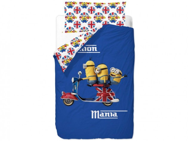 Funda Nórdica MINIONS GB