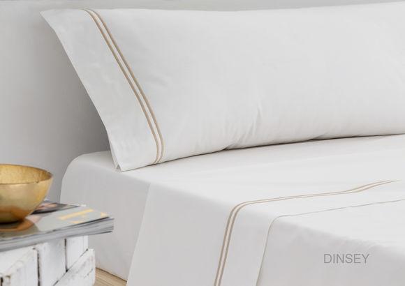 Juego de Sábanas 100% Algodón DIMSEY Textil Antilo