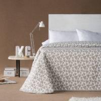 Colcha Jacquard ONIX Zebra Textil