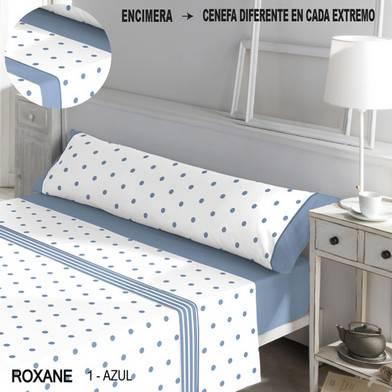 Juego de sábanas ROXANE S.COTTON Catotex