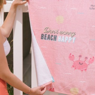 toalla-de-playa-dont-worry-beach-happy-mr-wonderful